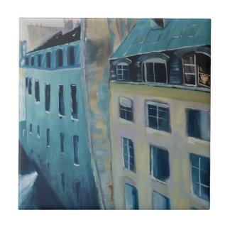 Paris Roofs Tiles