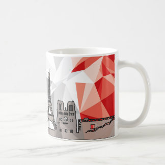 Paris Skyline Mug