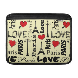 Paris Sleeve For MacBook Air