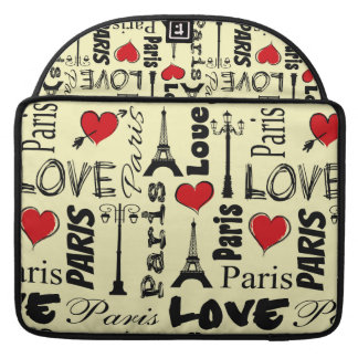 Paris Sleeve For MacBooks