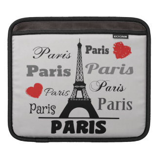 Paris Sleeves For iPads