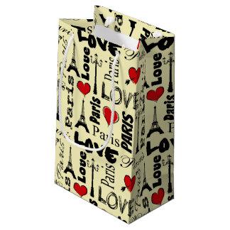 Paris Small Gift Bag