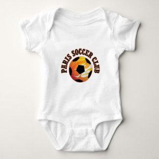 Paris Soccer Club Swag Baby Bodysuit