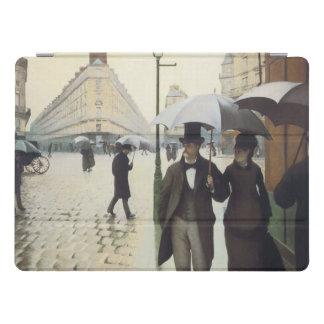 Paris Street, Rainy Day iPad Pro Cover