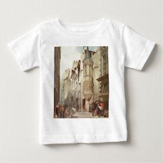 Paris Street scene Baby T-Shirt