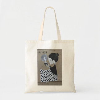 Paris Streetart Inspired Tote