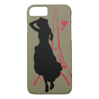 Paris Style iPhone 7 CASE