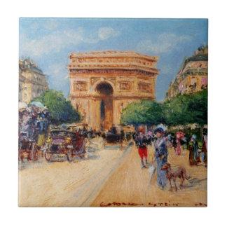 Paris Sunday Tile