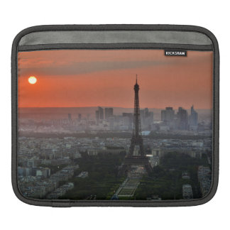 Paris Sunset iPad Sleeves