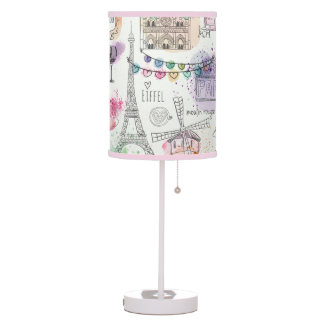 Paris Table Lamp