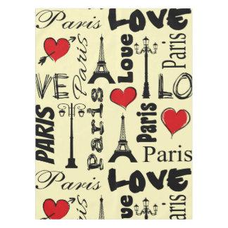 Paris Tablecloth