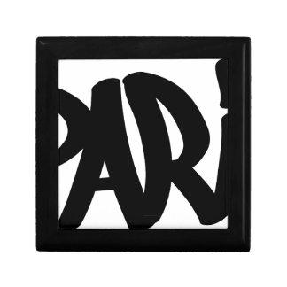 paris-tag gift box
