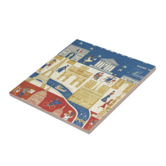 Paris - Tile