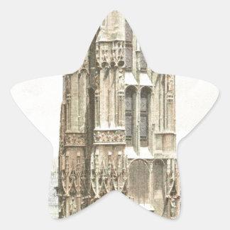 Paris, Tour Saint Jacques Star Sticker