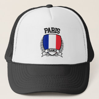 Paris Trucker Hat