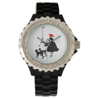 Paris View Wristwatches