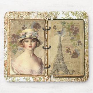 Paris vintage mousepad
