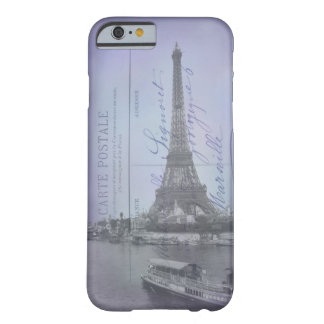 Paris World's Fair French Postcard iPhone 6 case