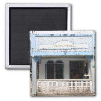 Parish office, Sulangan Square Magnet