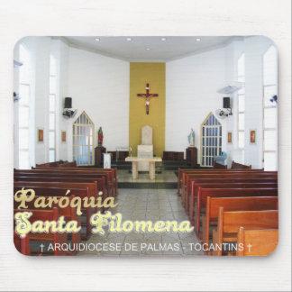 Parish Sta Filomena 01 Mouse Pad