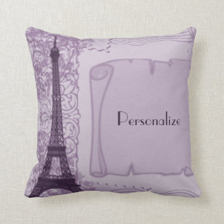 Parisian Amethyst American MoJo Pillow