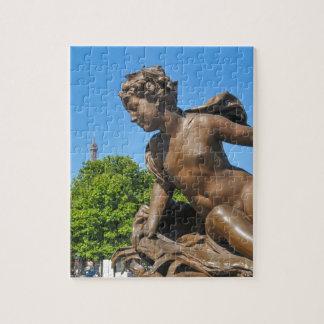 Parisian architecture jigsaw puzzle