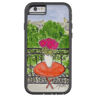 Parisian Flowers Tough Xtreme iPhone 6 Case
