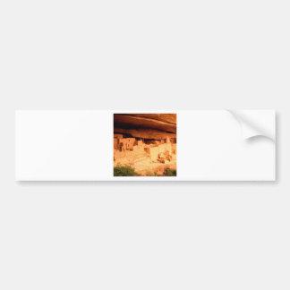 Park Anasazi Ruins Mesa Verde Colorado Bumper Sticker
