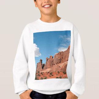 Park Avenue, Arches National Park, Utah Sweatshirt