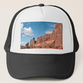 Park Avenue, Arches National Park, Utah Trucker Hat