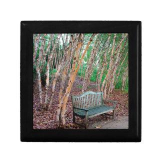 Park Bench 1 Gift Box