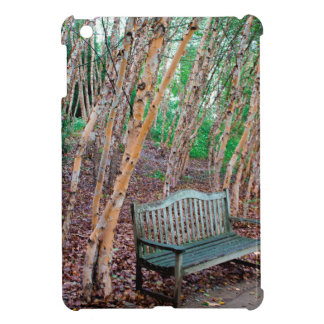 Park Bench 1 iPad Mini Case