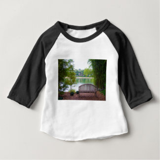 Park Bench 2 Baby T-Shirt