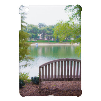 Park Bench 2 Cover For The iPad Mini