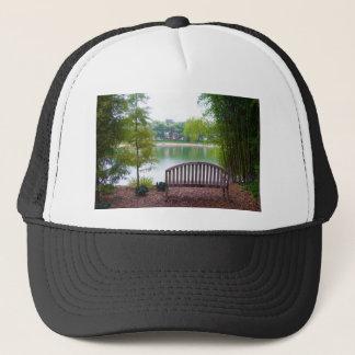 Park Bench 2 Trucker Hat