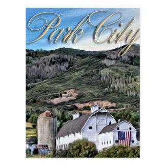 Park City Souvenir Postcard
