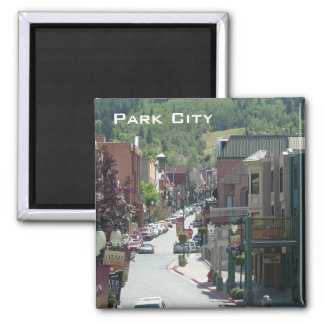 Park City Square Magnet