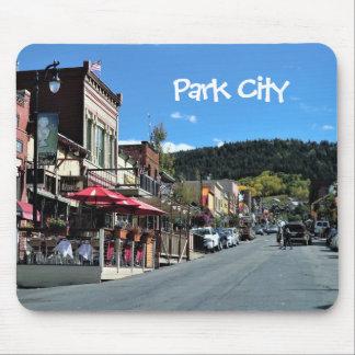 Park City Utah Mouse Pad
