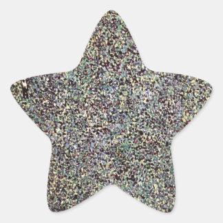 Park Cute Star Sticker