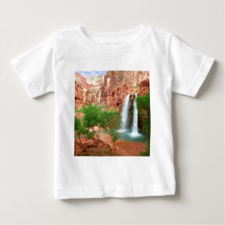 Park Dreamland Havasu Falls Grand Canyon Baby T-Shirt