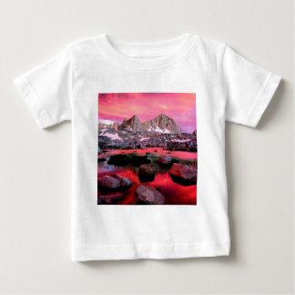Park Dusy Basin Kings Canyon California Baby T-Shirt