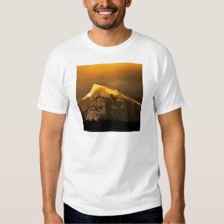 Park Golden Peaks Of Rundle Ain Banff Alberta Tee Shirt