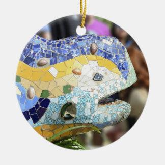 Park Guell dragon Ornament
