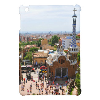 Park Guell in Barcelona, Spain iPad Mini Cases