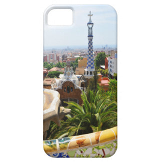 Park Guell in Barcelona, Spain iPhone 5 Cover