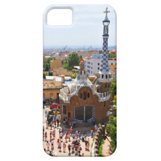 Park Guell in Barcelona, Spain iPhone 5 Covers
