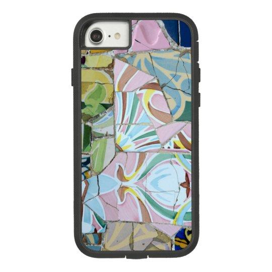 Park Guell mosaics Case-Mate Tough Extreme iPhone 8/7 Case