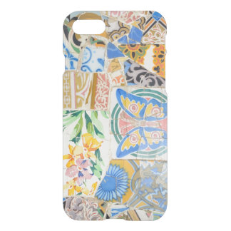 Park Guell mosaics iPhone 8/7 Case