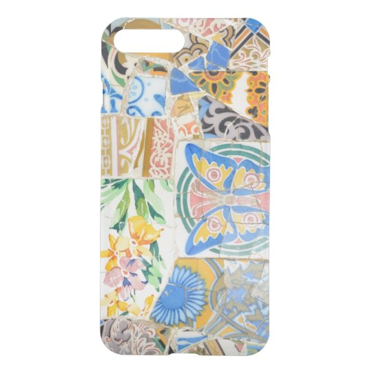Park Guell mosaics iPhone 8 Plus/7 Plus Case