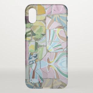 Park Guell mosaics iPhone X Case